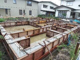 三輪の家 新築工事_f0117498_1547524.jpg