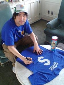 Tシャツだけ日本代表 _f0146268_0552740.jpg