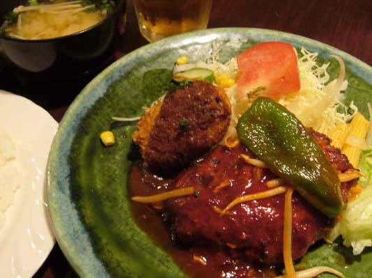 洋食屋RYO☆_b0097224_16232225.jpg