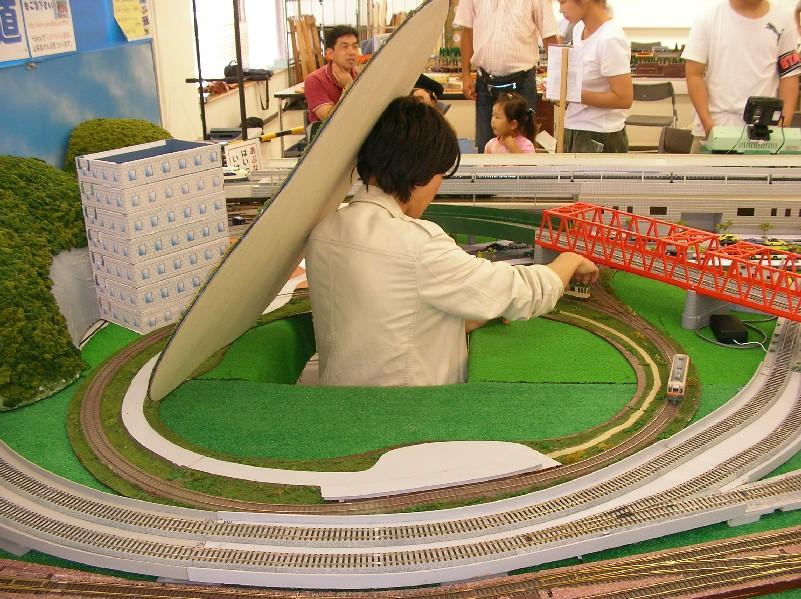 親子で遊ぼう鉄道模型in彦根 報告_a0066027_22492962.jpg