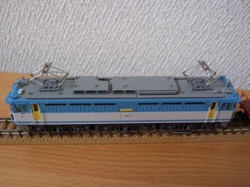 マイクロエース EF65-1012 初期型JR貨物更新機_f0037227_2143020.jpg
