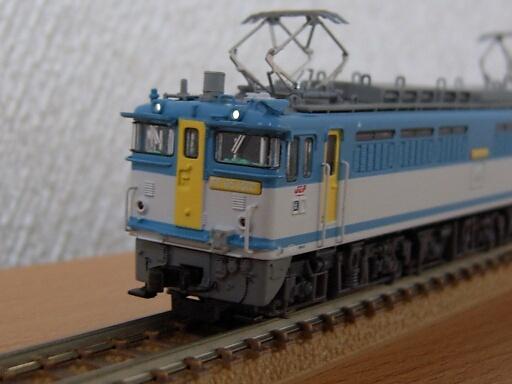 マイクロエース EF65-1012 初期型JR貨物更新機_f0037227_21501937.jpg