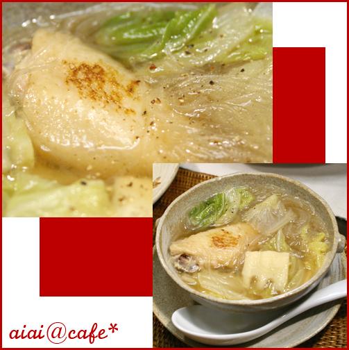 手羽先と白菜のスープ煮_a0056451_123161.jpg