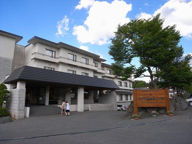 8月29日利尻山から富良野岳へ、移動日_f0138096_1433779.jpg