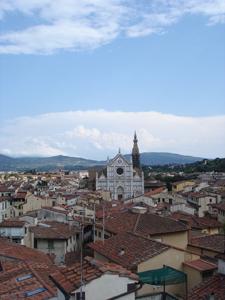 フィレンツェでとびきり贅沢な眺め~アパート、トッレ・スイート_f0106597_13213147.jpg