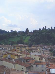 フィレンツェでとびきり贅沢な眺め~アパート、トッレ・スイート_f0106597_1332517.jpg