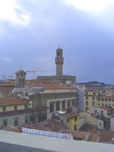 フィレンツェでとびきり贅沢な眺め~アパート、トッレ・スイート_f0106597_13344983.jpg