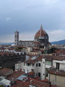 フィレンツェでとびきり贅沢な眺め~アパート、トッレ・スイート_f0106597_13421155.jpg