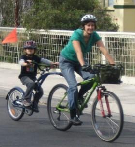 自転車の 1歳 自転車 後ろ : 検索したら写真が出てきました ...