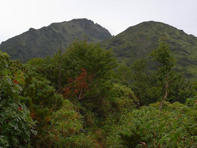 8月31日、芦別岳_f0138096_20322339.jpg