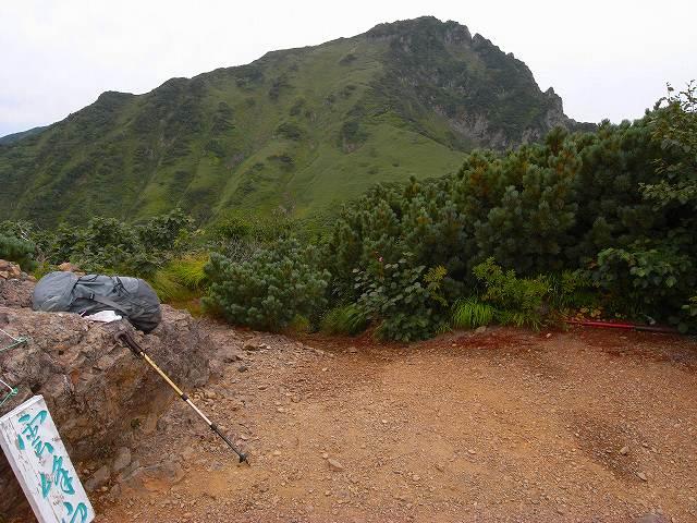 8月31日、芦別岳_f0138096_20333796.jpg