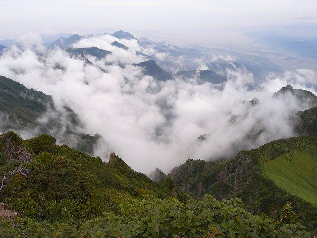 8月31日、芦別岳2_f0138096_21294997.jpg