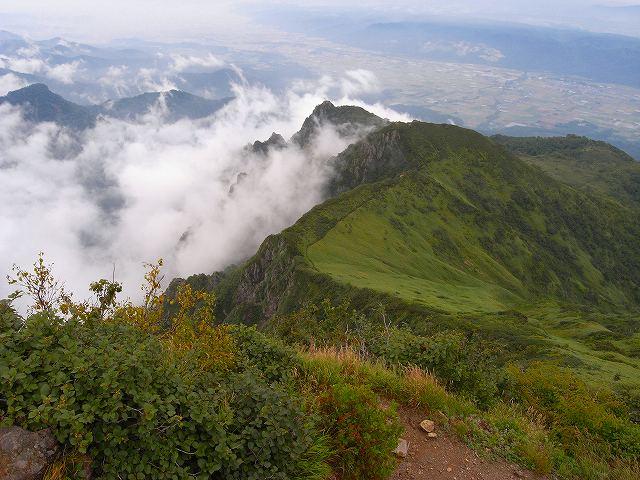 8月31日、芦別岳2_f0138096_21301782.jpg