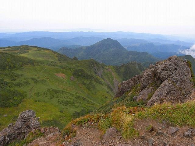 8月31日、芦別岳2_f0138096_21314043.jpg