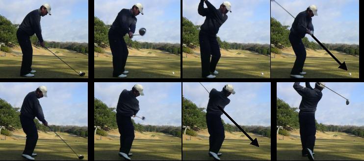 """高橋勝成のゴルフスイングとチェックポイント シニアツアーでは、""""ルーキー... 高橋勝成のゴルフ"""
