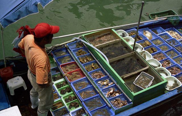 香港の海を楽しむ_b0112443_19493366.jpg