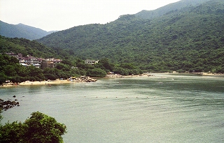 香港の海を楽しむ_b0112443_20143195.jpg