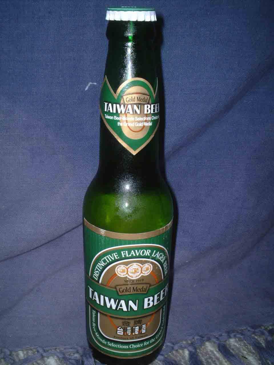 台湾ビール~麦酒酔噺番外編~_b0081121_2152246.jpg