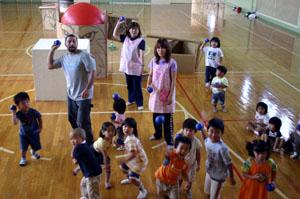 2007年9月4日(火) ゴミゴミ怪獣と遊ぶ!?_a0062127_20311868.jpg