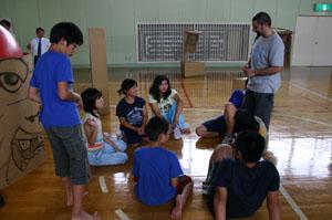2007年9月4日(火) ゴミゴミ怪獣と遊ぶ!?_a0062127_2033312.jpg