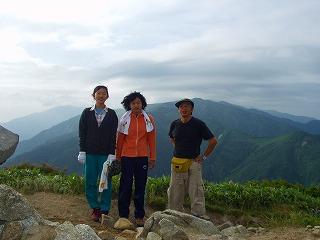 飯豊連峰(いぶりさし岳)_a0039568_23203624.jpg
