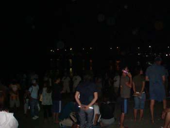 9月5日(水)アカウミガメの赤ちゃん&JICA柘植香織さん_e0006772_2343748.jpg