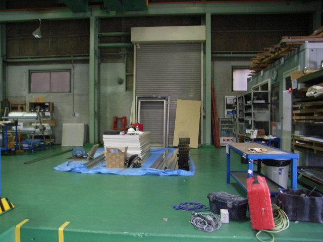 現場事務所竣工記念_d0085634_104599.jpg