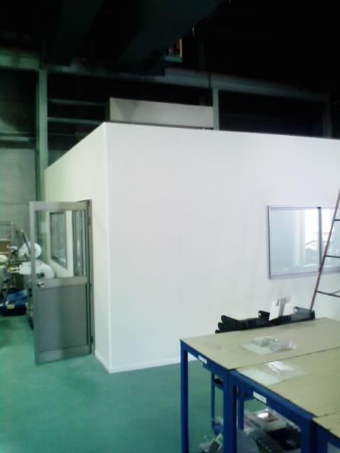 現場事務所竣工記念_d0085634_1063993.jpg