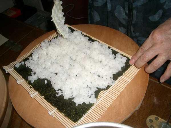 新潟と静岡のコラボ、胡桃寿司 その2_a0095931_1541287.jpg