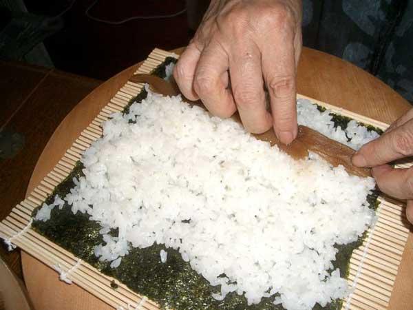 新潟と静岡のコラボ、胡桃寿司 その2_a0095931_15422421.jpg