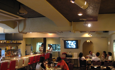 ● Bar de Espana el (バールデエスパーニャ エル) 9月末までの3大プレゼントあり_a0033733_11595388.jpg