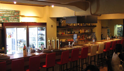 ● Bar de Espana el (バールデエスパーニャ エル) 9月末までの3大プレゼントあり_a0033733_121188.jpg