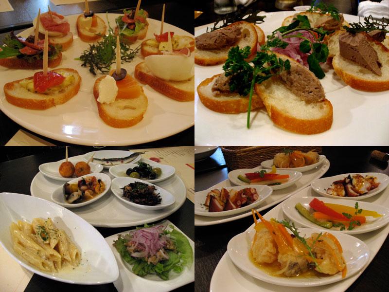 ● Bar de Espana el (バールデエスパーニャ エル) 9月末までの3大プレゼントあり_a0033733_125436.jpg