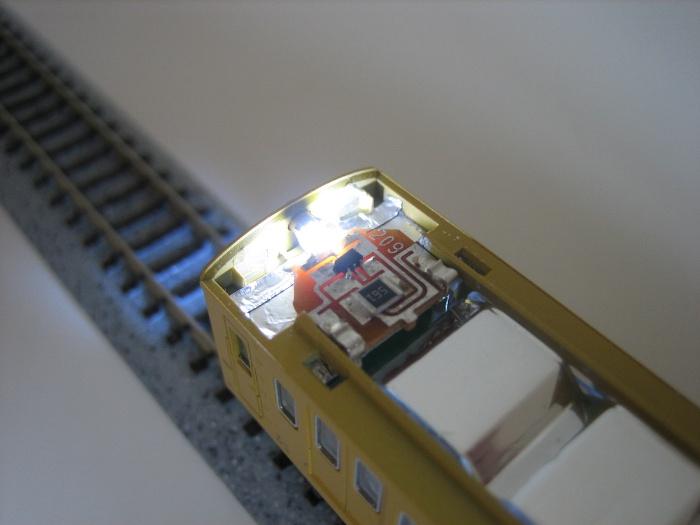 南武支線101系を製作 その2_e0120143_22484436.jpg