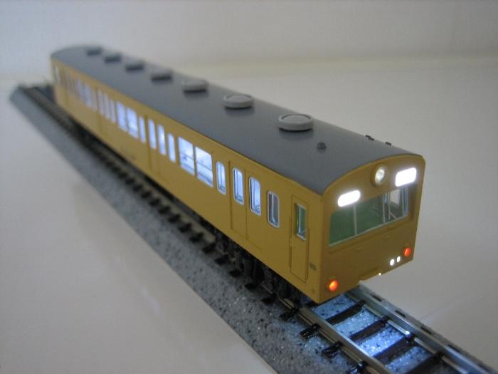 南武支線101系を製作 その2_e0120143_2249154.jpg