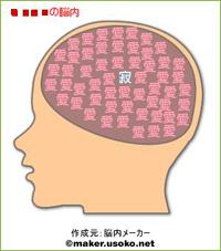 脳内メーカー_f0067107_11215947.jpg