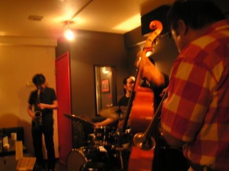 9月6日(木)小島のり子(Fl)4 9月7日(金)The Bop Band村田浩(Tp)5_f0066211_13115376.jpg