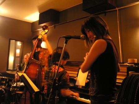 9月6日(木)小島のり子(Fl)4 9月7日(金)The Bop Band村田浩(Tp)5_f0066211_1324552.jpg