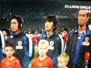 日本×オーストリア 国際親善試合_c0025217_1243259.jpg