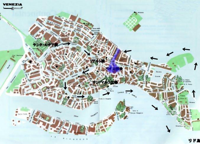 ヴェネツィア編(52):カナル・グランデ~カステッロ地区(07.3)_c0051620_658459.jpg