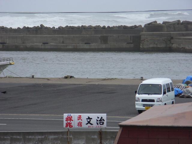 9月6日(木) 銚子電鉄の終点地_d0082944_1713513.jpg