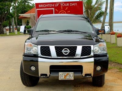 常夏南国guam情報 Nissan Titan