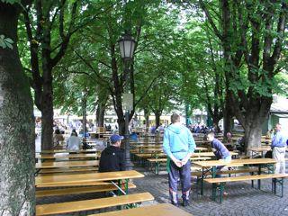 ドイツ 環境都市 観光都市 ビアガーデン_a0079995_16595550.jpg