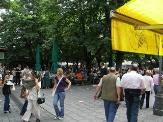 ドイツ 環境都市 観光都市 ビアガーデン_a0079995_1714689.jpg