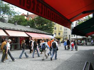 ドイツ 環境都市 観光都市 ビアガーデン_a0079995_1722088.jpg