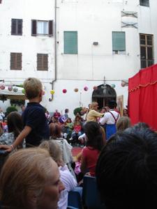 フィレンツェで堤燈行列~リフィコローネ_f0106597_528407.jpg
