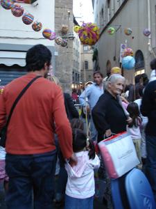 フィレンツェで堤燈行列~リフィコローネ_f0106597_5481727.jpg