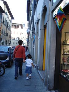 フィレンツェで堤燈行列~リフィコローネ_f0106597_565015.jpg