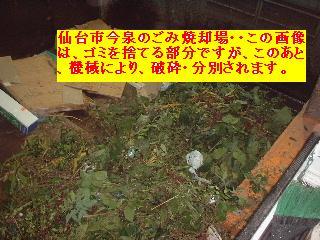 ゴミ処理&資材仕入れ_f0031037_1739581.jpg