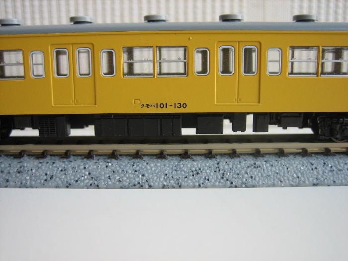 南武支線101系を製作 その3_e0120143_22492475.jpg